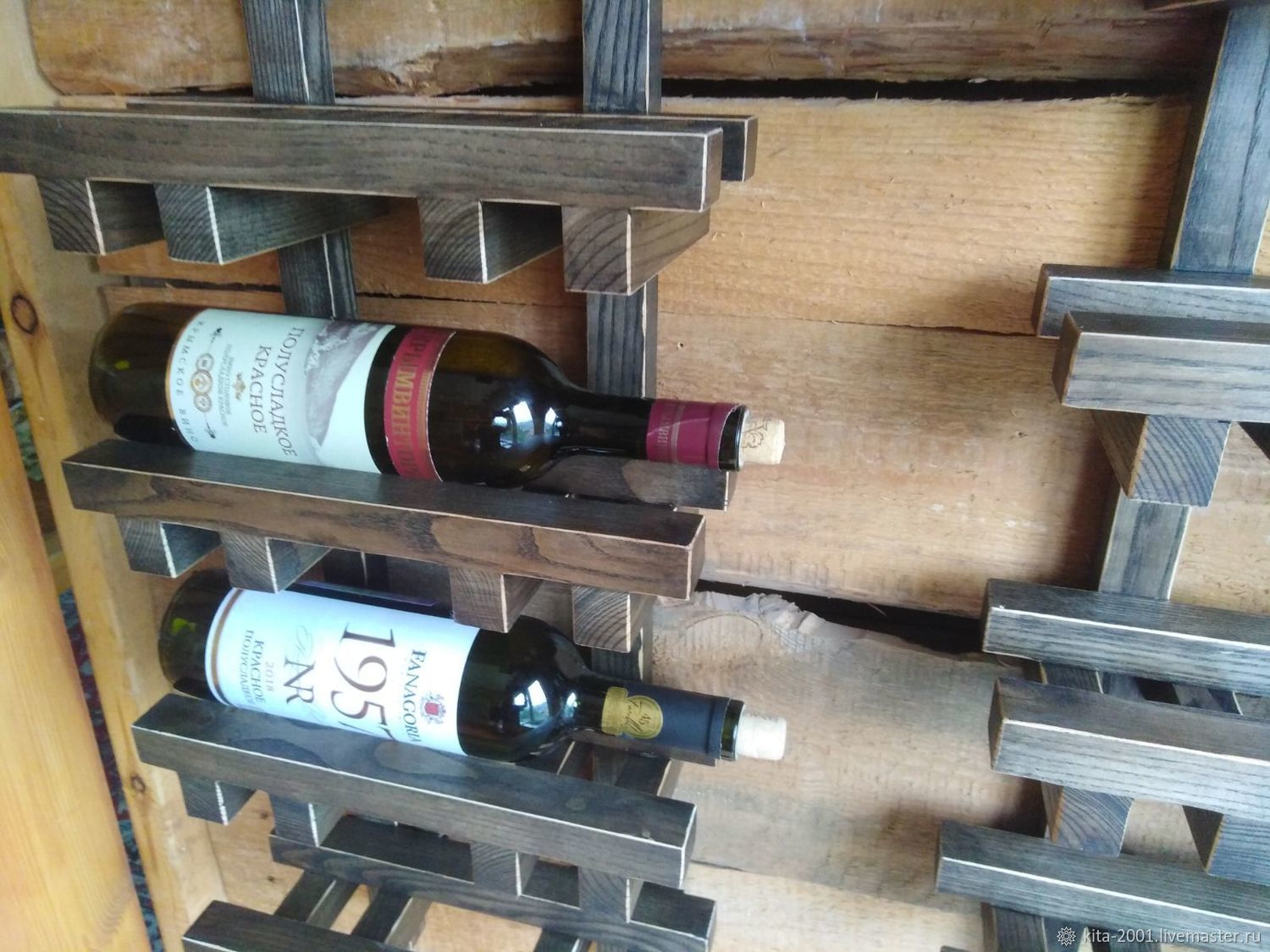 Shelf for wine, Shelves, Volgograd,  Фото №1
