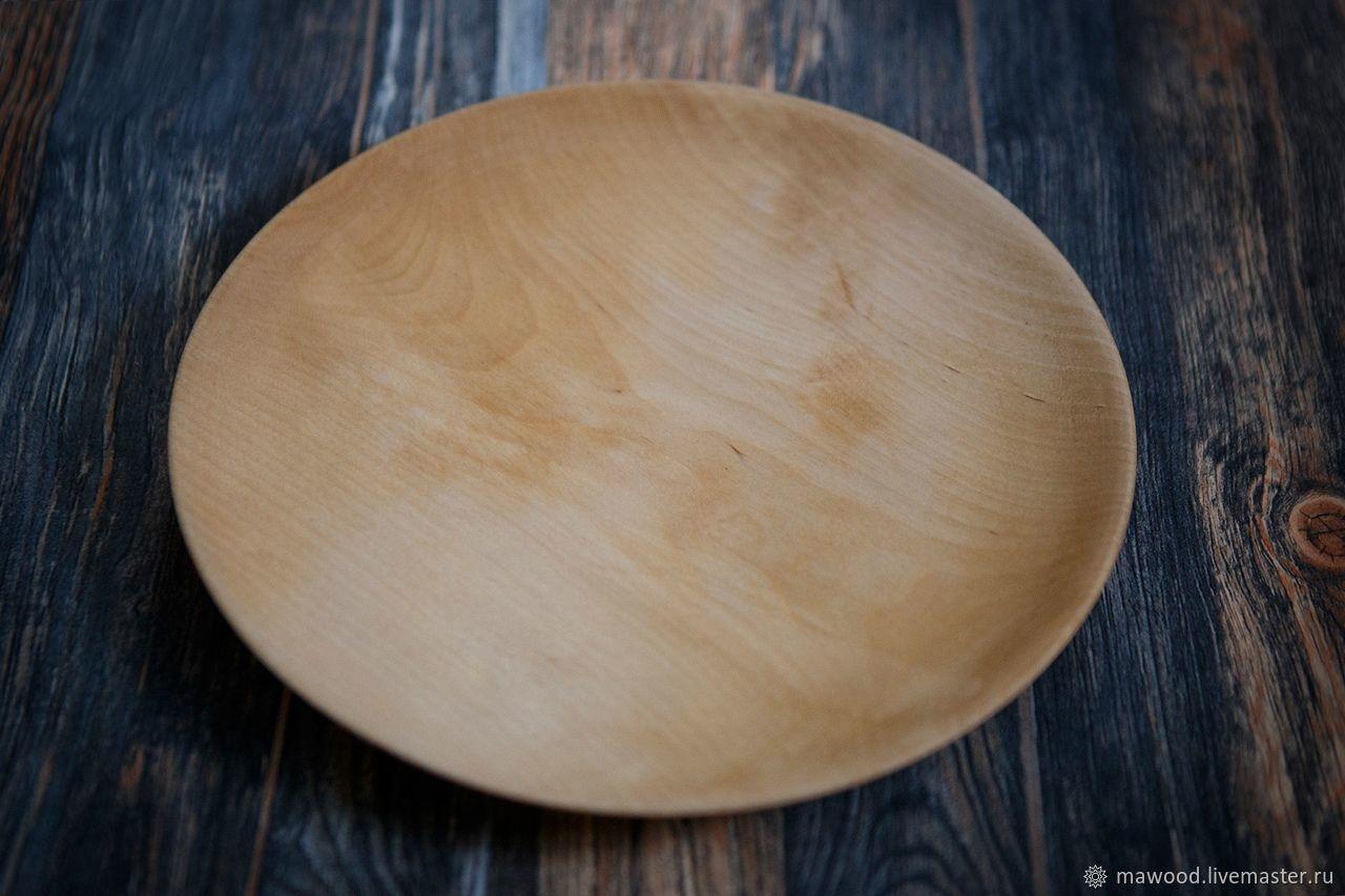 Pearl wooden dish, Plates, Novosibirsk,  Фото №1