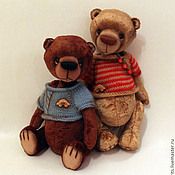 Куклы и игрушки ручной работы. Ярмарка Мастеров - ручная работа Андрюшка и Егорка. Handmade.