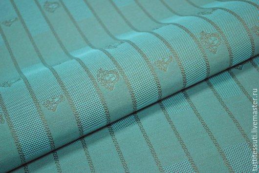 Шитье ручной работы. Ярмарка Мастеров - ручная работа. Купить Ткань для сумок 20-003-1938. Handmade. Бирюзовый