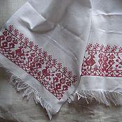 Русский стиль handmade. Livemaster - original item The Towel