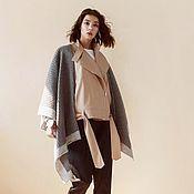 Одежда handmade. Livemaster - original item Cashmere poncho for women. Handmade.