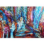 Картины и панно handmade. Livemaster - original item Abstract oil painting