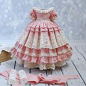 Куклы и игрушки handmade. Livemaster - original item Little Darling Dianna Effner doll dress, Paola Reina, other 13inch. Handmade.