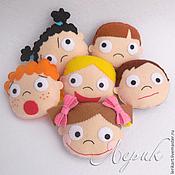 """Куклы и игрушки ручной работы. Ярмарка Мастеров - ручная работа Мобиль на кроватку для новорожденного """"Детвора"""". Handmade."""
