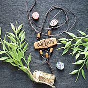 Фен-шуй и эзотерика handmade. Livemaster - original item Amulet Key-managing people.. Handmade.