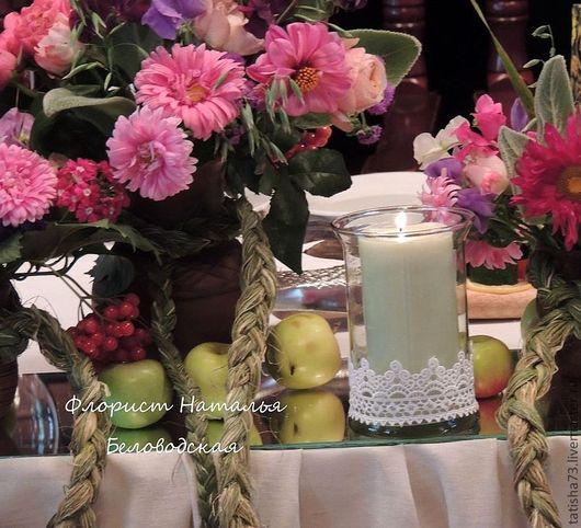 Свадебные цветы ручной работы. Ярмарка Мастеров - ручная работа. Купить свадьба в русском стиле. Handmade. Свадьба, цветочное оформление