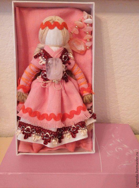 """Народные куклы ручной работы. Ярмарка Мастеров - ручная работа. Купить Игровая кукла """"Подружка. Handmade. Куклы ручной работы"""