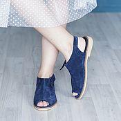 Обувь ручной работы. Ярмарка Мастеров - ручная работа Женские сандалии Anna Chaqrua. Handmade.