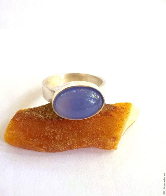 """Кольца ручной работы. Ярмарка Мастеров - ручная работа. Купить Кольцо""""Honeymoon""""сапфирин,серебро 925. Handmade. Васильковый, серебряное кольцо"""