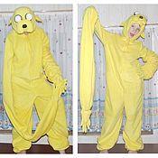 """Одежда ручной работы. Ярмарка Мастеров - ручная работа Костюм: """"Джейк"""" (Время приключений-Adventure Time with Finn& Jake). Handmade."""