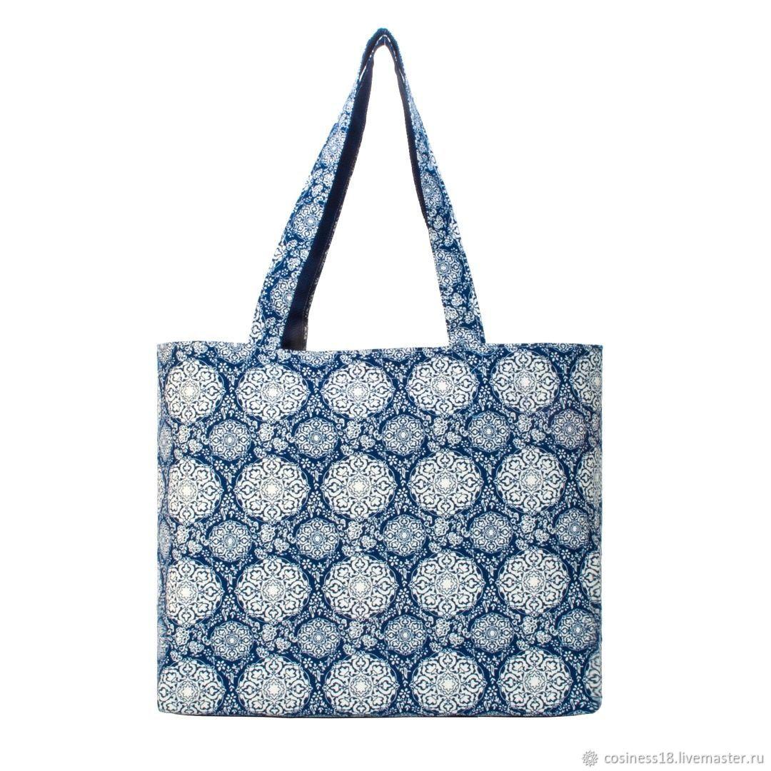 Льняная сумка, Сумка-шоппер, Санкт-Петербург,  Фото №1