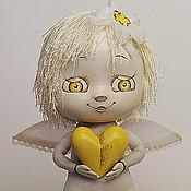 """Куклы и игрушки ручной работы. Ярмарка Мастеров - ручная работа Кукла """"Ангел Чудинка"""". Handmade."""