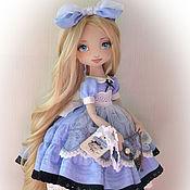 Куклы и игрушки ручной работы. Ярмарка Мастеров - ручная работа Алиса. Снова Алиса.... Handmade.