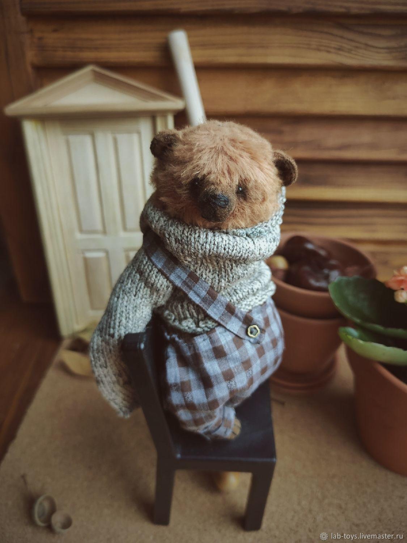 Мишки Тедди: Мишка Тедди – купить на Ярмарке Мастеров – MMWCGRU | Мишки Тедди, Москва