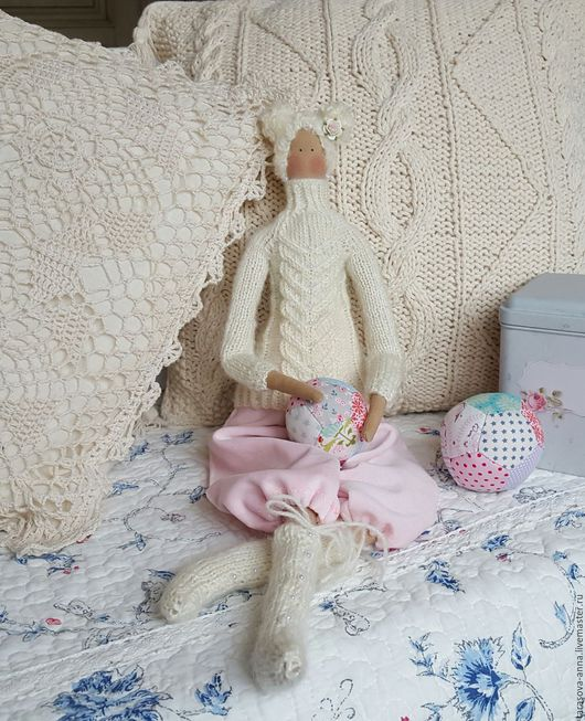 Куклы Тильды ручной работы. Ярмарка Мастеров - ручная работа. Купить Лижбета. Handmade. Ангел тильда, подарок на 8 марта