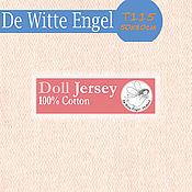 Ткани ручной работы. Ярмарка Мастеров - ручная работа Трикотаж Белый ангел 115. Handmade.