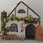 """Для дома и интерьера ручной работы. Ярмарка Мастеров - ручная работа Чайный домик """"Мамина усадьба"""". Handmade."""