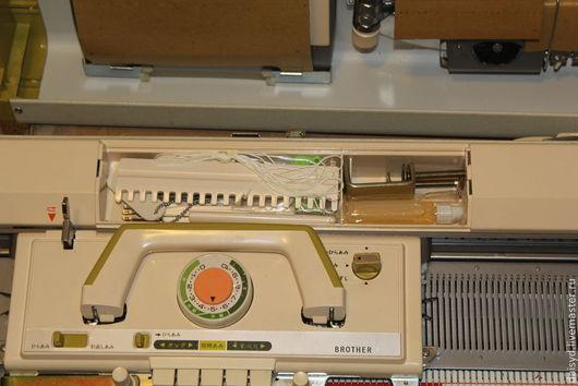Вязание ручной работы. Ярмарка Мастеров - ручная работа. Купить Вязальная машина 5 класса  Brother KH 851, совершенно новая, Япония,. Handmade.
