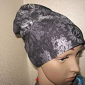 Аксессуары ручной работы. Ярмарка Мастеров - ручная работа шапка. Handmade.
