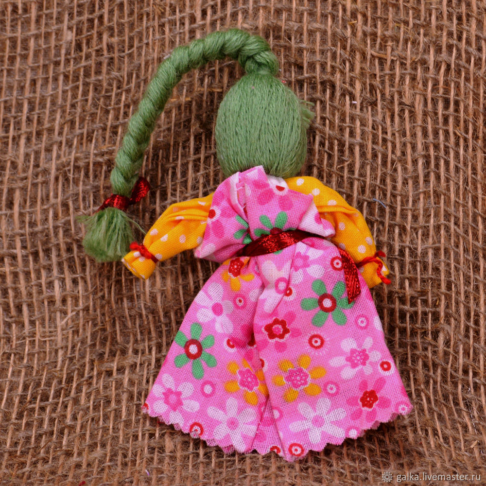 Кукла веснянка: как сделать оберег своими руками