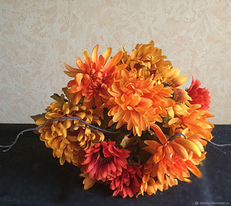 Букет, купить осенний букет цветов москва