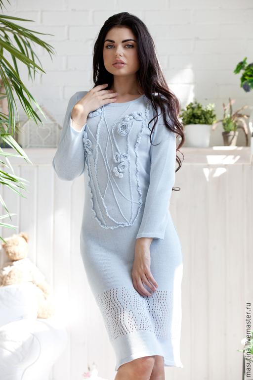Dress 'Blue Dream', Dresses, St. Petersburg,  Фото №1
