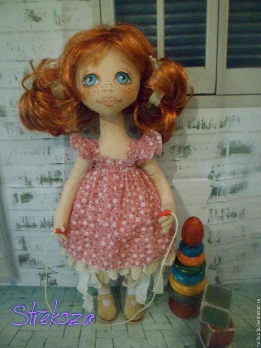Коллекционные куклы ручной работы. Ярмарка Мастеров - ручная работа. Купить Попрыгунья...Стрекоза.. Handmade. Ручная работа handmade