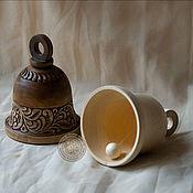 Сувениры и подарки ручной работы. Ярмарка Мастеров - ручная работа колокольчики сувенирные. Handmade.