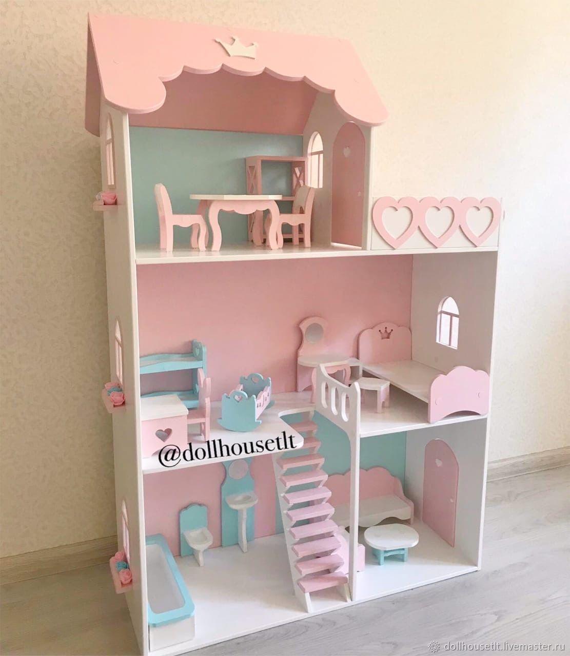 Кукольный домик, Кукольные домики, Тольятти,  Фото №1