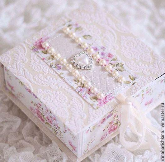 Подарки на свадьбу ручной работы. Ярмарка Мастеров - ручная работа. Купить Коробочка для денег. Handmade. Серебряный, коробочка для подарка