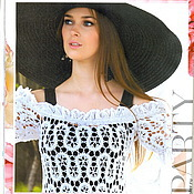 Одежда handmade. Livemaster - original item The white long lace dress  (hand made chrochet art). Handmade.