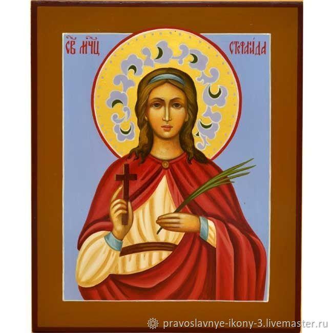 Икона святого стефана фото
