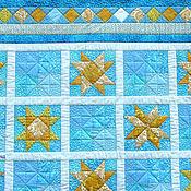 Для дома и интерьера handmade. Livemaster - original item Baby patchwork blanket