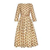 Одежда ручной работы. Ярмарка Мастеров - ручная работа Платье Magnolia. Handmade.