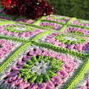 Для дома и интерьера handmade. Livemaster - original item Plaid Floral. Handmade.