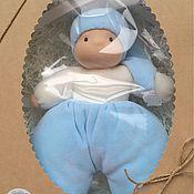 Вальдорфские куклы и звери ручной работы. Ярмарка Мастеров - ручная работа Игрушка для младенцев в подарок. Handmade.