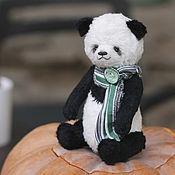 Куклы и игрушки ручной работы. Ярмарка Мастеров - ручная работа Мишка-панда. Handmade.