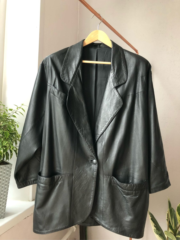 d519c1ef4 Leather jacket, Italy