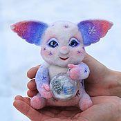 Куклы и игрушки ручной работы. Ярмарка Мастеров - ручная работа Хранитель Снежных Зим. Handmade.