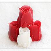 Косметика ручной работы. Ярмарка Мастеров - ручная работа Мыло Бутон розы. Handmade.
