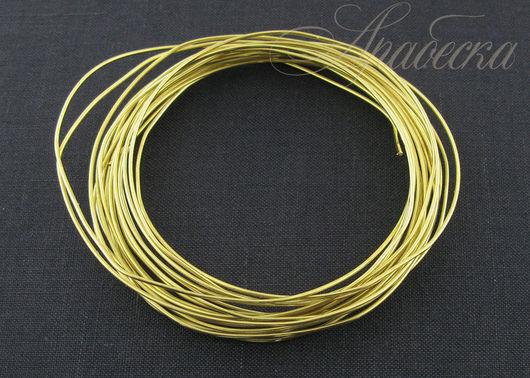 Проволока латунная 1мм EFCO (Германия) 4м/упак
