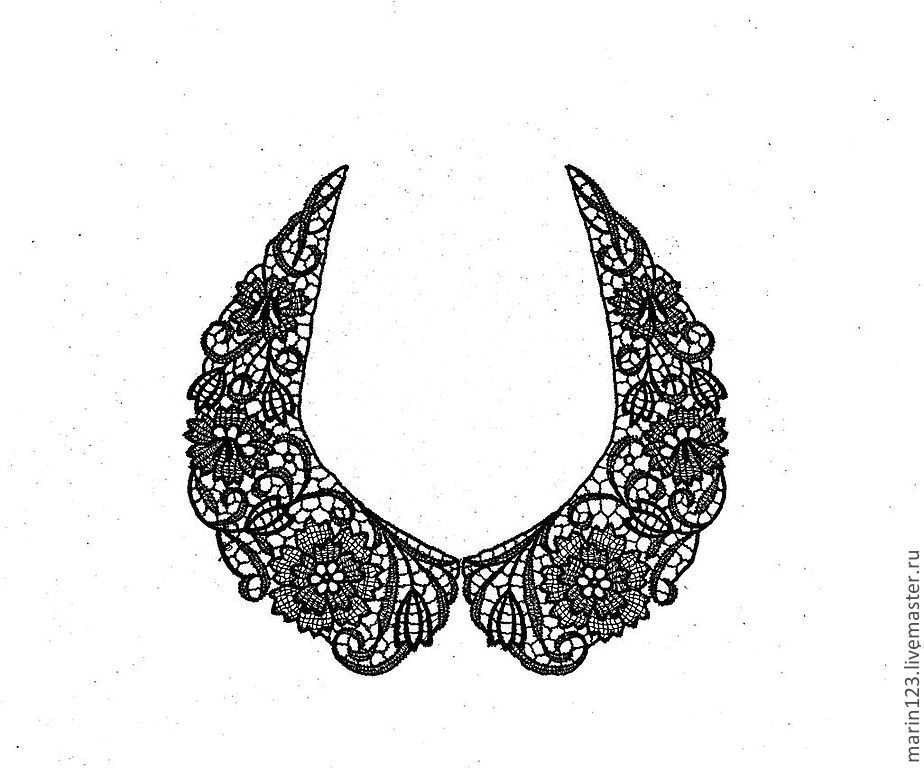 Collar White and Black, Collars, Samara,  Фото №1