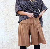 Одежда ручной работы. Ярмарка Мастеров - ручная работа Шорты Street Style. Handmade.