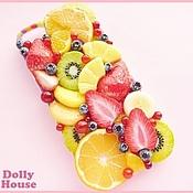 """Сумки и аксессуары ручной работы. Ярмарка Мастеров - ручная работа Чехол для iPhone 5 """"Fruits Symphony"""" 4. Handmade."""