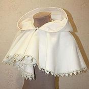 Одежда ручной работы. Ярмарка Мастеров - ручная работа Венчальная пелерина. Handmade.