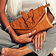 Флудилка: Alika. Клатч -  женский, кожаный,  вечерний, театральный
