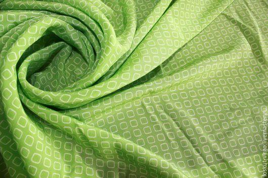 Шитье ручной работы. Ярмарка Мастеров - ручная работа. Купить Натуральный шелк Max Mara (шелк 100%), 2450 руб-м. Handmade.