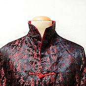 Винтаж ручной работы. Ярмарка Мастеров - ручная работа Пиджак Восток винтаж. Handmade.