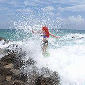 Одежда handmade. Livemaster - original item Swimsuit The Little Mermaid Ariel. Handmade.